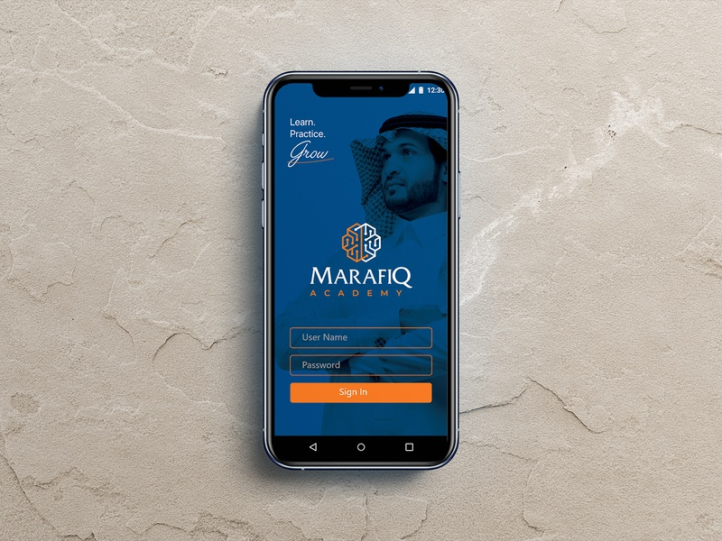 Marafiq app