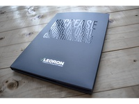 Folder for training courses