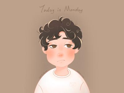 Monday mood