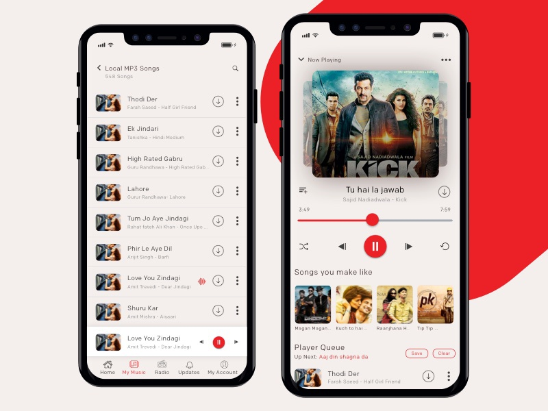 hindi songs download for iphone