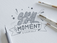 steal a moment 4 yourself