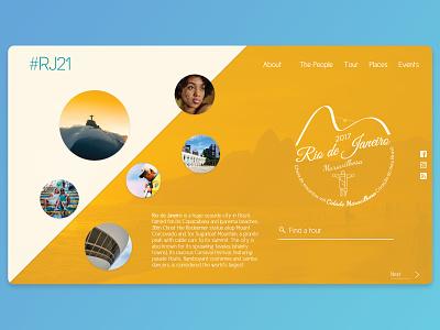 RJ21 - 01 ui ux web webdesing uiux design uiux inspiration illustration design
