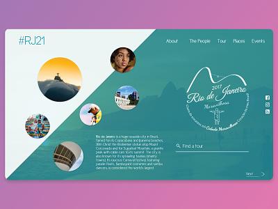 RJ21 - 02 ux web webdesing uiux design uiux inspiration illustration design