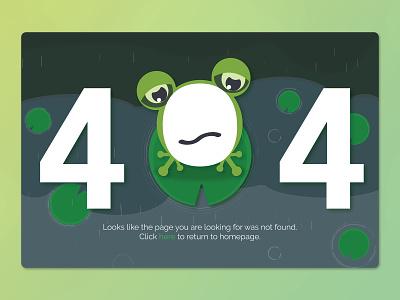 404 for my own website kröteDev ui ux webdesing web uiux design uiux inspiration illustration design