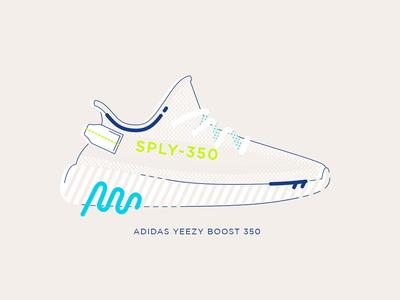 Adidas Yeezy Boost 350 Sneaker