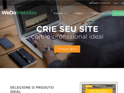 WeDoWebsites UI ui ux web development