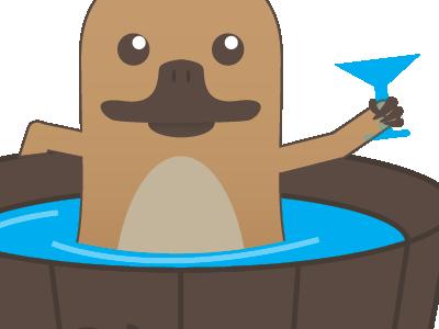 Pluga Mascot