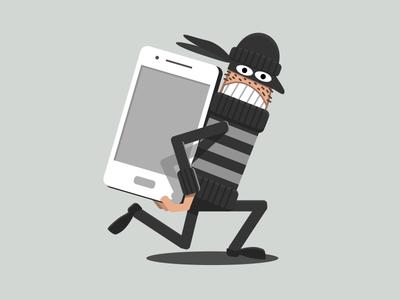 Mobile Thief