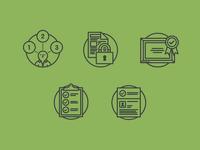 Vfy icons set