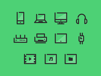 Unused Icons