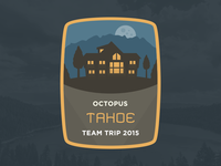 Octopus 2015 Team Trip Badge
