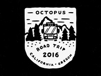2016 Octopus Road Trip badge