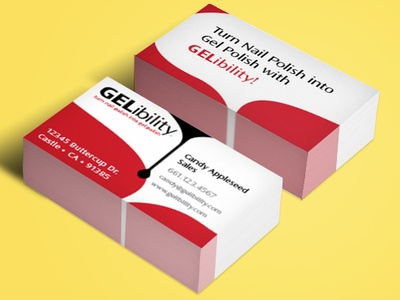 Gelibility Business Cards