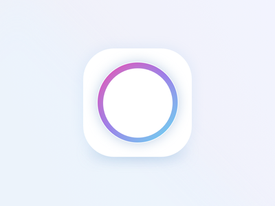 Daily UI #005 App Icon app icon app mobile ux ui icon 005 dailyui