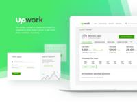 Presentation Design for Upwork AIR 2.0