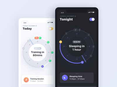 Daily UI #041 Workout Tracker