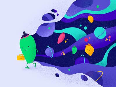 Pepperman illustration