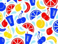 Sonic Summer Packaging 2018