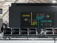 Airport Ad for Sleepbox