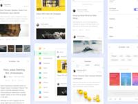 ACFUN News Client Design