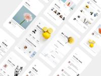 My Life App Design & Complete