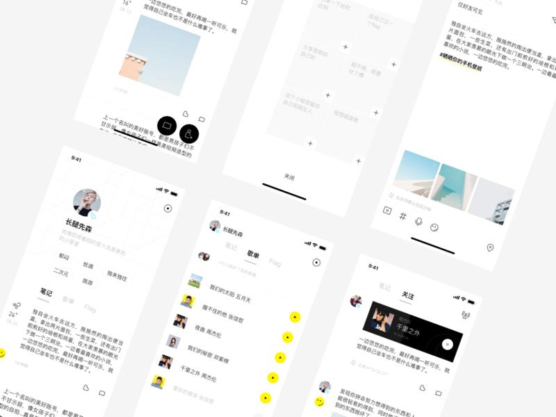 Lslands App UI Design design life ui icon app