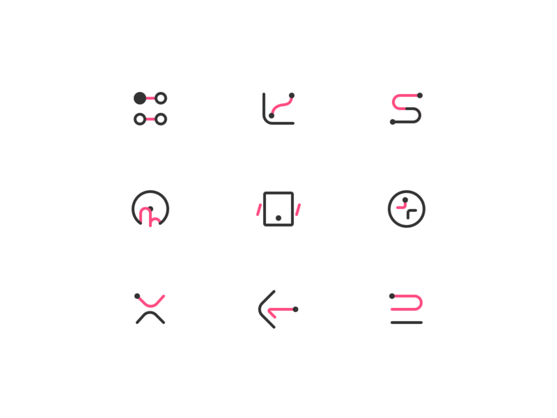 Icons Design ui ios icon