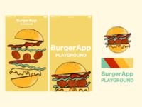 Burgerapp concept