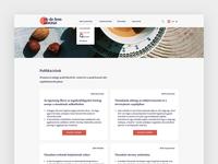 Védelem Institút Law Agency Branding & Website Design