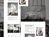 Architecture Studio Article Page