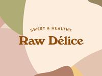 Raw Vegan Bakery Rebranding
