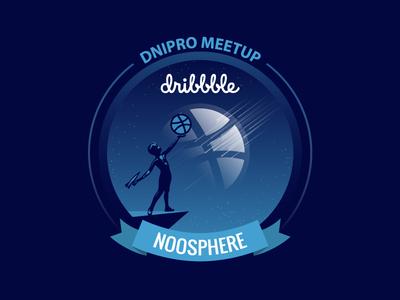 Dnipro Dribbble Meetup@Noosphere