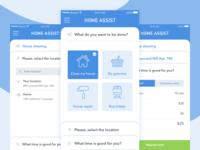 Home Assist App
