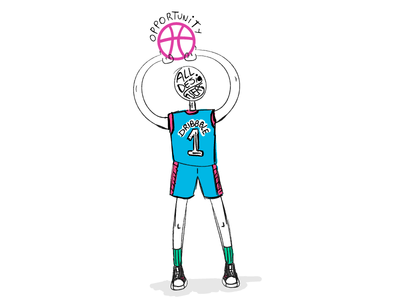 Dribbble: the king of opportunities