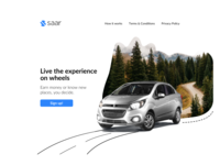 e commerce of rental car