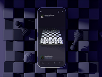 Chess animation app mobile