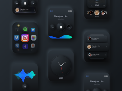 Watch OS Design os ios apple watch