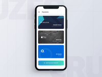 CRUZEO - wallet interaction