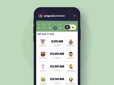 Soccer league mobile app - change league animation football app football animation app mobile soccer