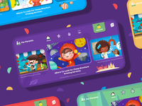 Papumba Academy learning app for kids