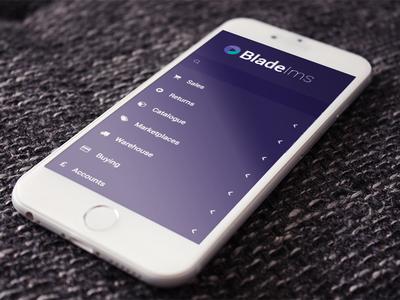 UI Design - Blade Ims