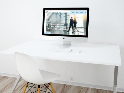 REGO web page design