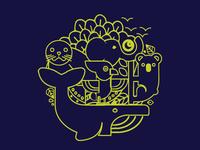 Logo concept Studio Thil