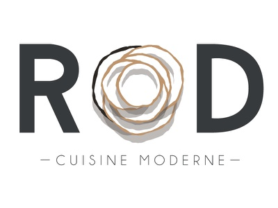 Logo Studio Thil Restaurant Rod plate assiette kitchen cuisine restaurant logo