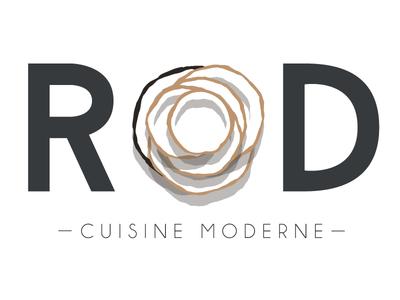 Logo Studio Thil Restaurant Rod plate assiette kitchen cuisine restaurant logo