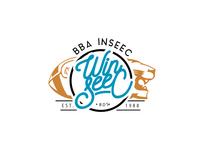 Logo Inseec Bde Studio Thil Dribble