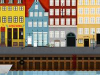 Nyhavn poster