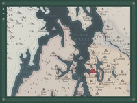 Song of the Pacific Northwest map