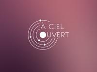 À Ciel Ouvert - Logo