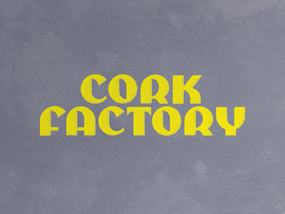 Cork Factory Brewing Co.